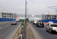 Contractors have completed Skywalk Bridge of two terminals on Oshodi Interchange
