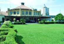 Ikeja Golf Club is celebrating its 50th anniversary