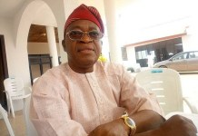 Governor Gboyega Oyetola Osun