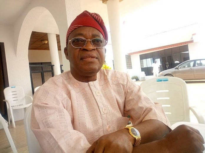 Governor Isiaka Gboyega Oyetola of Osun has appealed the tribunal ruling in favour of Senator Ademola Adeleke