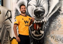 Joao Moutinho has joined Wolves from Monaco for £5m on a two-year deal