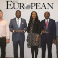 L-R: Mr. Janos Nieddu, Director, Chase Publishing, Mr. Obeahon Ohiwerei, GMD/CEO, Keystone Bank Ltd, Mrs. Omobolanle Osotule, Divisional Head, Marketing & Corporate Communications, Keystone Bank Ltd, Mr. Abubakar Sule, Deputy Managing Director, Keystone Bank Ltd, Mr. Edvaldo Naval, Global Head of Projects, Chase Publishing at the European Global Banking & Finance Awards 2018 where Keystone Bank was conferred with the 'Most Innovative Bank of the Year Africa 2018 and the GMD/CEO, with the 'Best Banking CEO 2018, in London, United Kingdom on Friday July 20, 2018