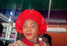 Nollywood actress Yetunde Akilapa has been docked for stealing