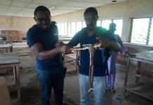 Orile-Owu High School in Ayedaade LGA has been overtaken by snakes