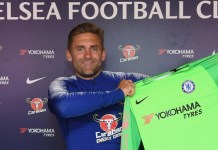 Former England goalkeeper Rob Green joined Chelsea on a one year deal