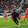 Samuel Umtiti scored the only goal of the game as France beat Belgium