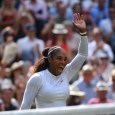 Serena Williams has reached her tenth Wimbledon final
