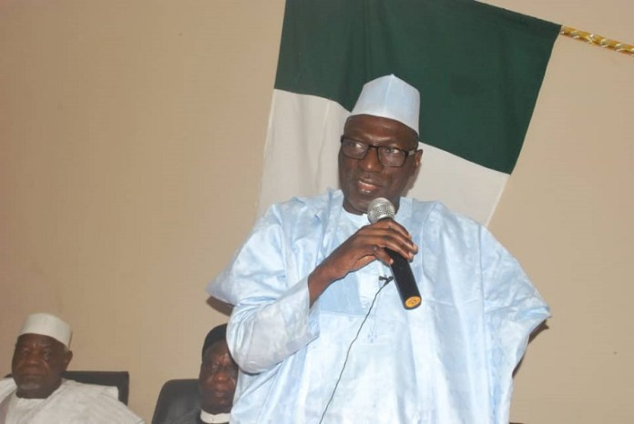 Ahmed Makarfi says he doesnt need money to win PDP presidential ticket