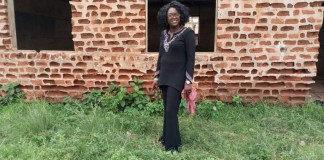 Madame Olieh embarked on a vacation in Nigeria to rekindle childhood memories