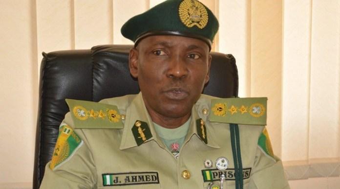 Ja'afaru Ahmed, Controller General, Nigerian Correctional Service