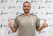 Leonardo Bonucci has rejoined Juventus from AC Milan