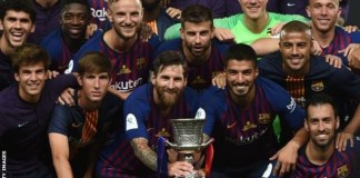 Lionel Messi has won 33 trophies, more than any other Barcelona player