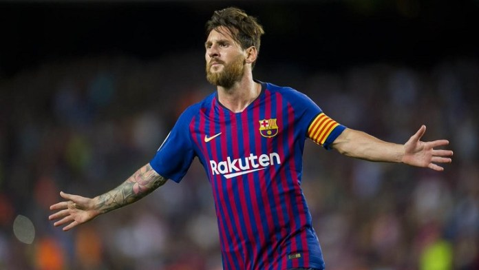 Lionel Messi has won the FIFA World Footballer of the Year six times, more than any other player