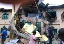 Oyo State Governmeny destroyed Yinka Ayefele's Music House in Ibadan