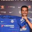 Pedro has signed a new one year contract at Chelsea