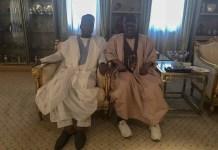 Senator Bukola Saraki labels former dictator Ibrahim Badamasi Babangida his father and his leader