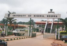 National Universities Commission has approved UNN Distance Learning Programme