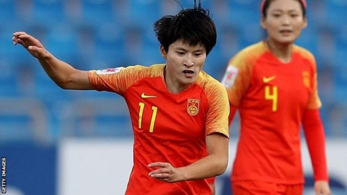 Wang Shanshan is six goals clear on the scoring charts after her heroics