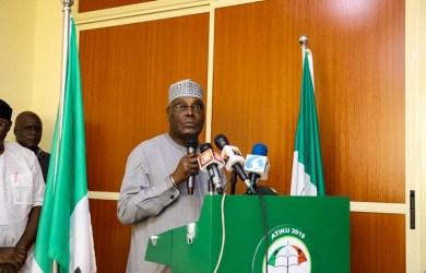 PDP presidential candidate Atiku Abubakar says he wants to fix Nigeria