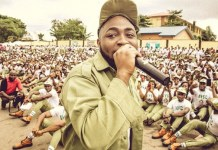 Davido cancels US tour to observe NYSC