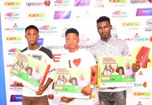 Adeyemi Opeyemi Elijah best boxer at the fourth GOtv Boxing NextGen says he's happy to be discovered