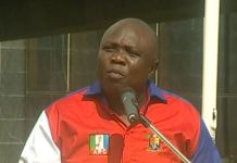 Governor Akinwunmi Ambode of Lagos held a world press conference in Lagos on 30 October
