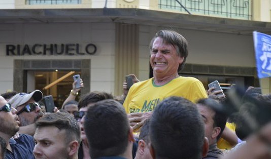 Leading Brazil presidential candidate Jair Bolsonaro was stabbed during campaign on Thursday