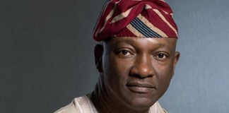 Jimi Agbaje, Lagos PDP governorship candidate