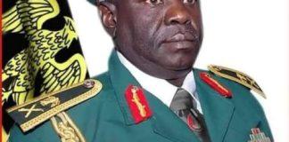 Major General Idris Alkali was killed in Daru-Du, Plateau State by irate youths