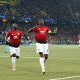 Paul Pogba scored twice as Manchester United beat Fulham 3-0