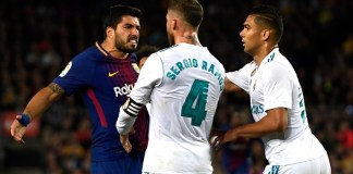La Liga has asked that El-Clasico between Barcelona and Real Madrid be moved from Camp Nou to Bernabeu