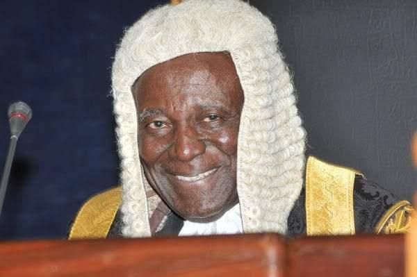 Former Chief Justice of Nigeria Idris Kutigi dies aged 79