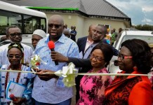 Governor Ayodele Fayose has handed over to the Head of Service, Dr. Gbenga Faseluka