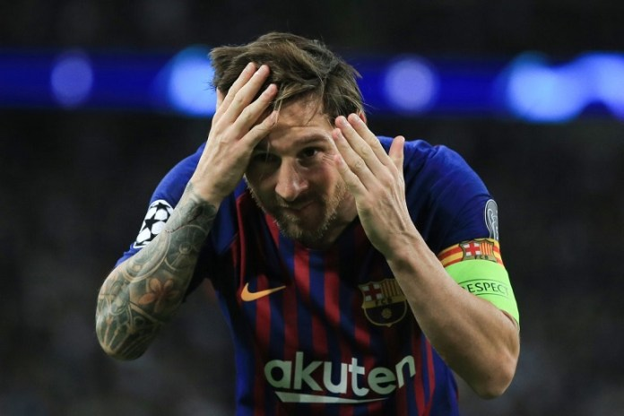 Lionel Messi earned $127m in the last 12 months