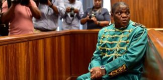 Pastor Timothy Omotoso was alleged to have raped Cheryl Zondi since she was 14