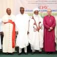 President Muhammadu Buhari addressed the Interfaith Initiative for Peace