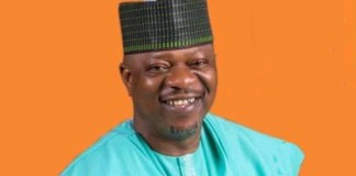 APC candidate, Raheem Olawuyi dedicated his victory at the polls to Kwara people