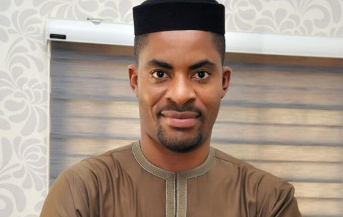 Deji Adeyanju has been arrested by the police for disturbing public security and safety