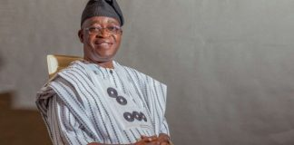 Appeal Court has ruled that Governor Adegboyega Oyetola is the rightful governor of Osun State