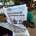 Guardian newspaper is one of 15 news organisations working on CrossCheck Nigeria