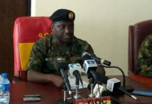 Major General Benson Akinroluyo now leads Nigeria Army's Operation Lafiya Dole charge against Boko Haram