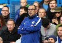 Maurizio Sarri's Chelsea failed to beat Everton at Stamford Bridge