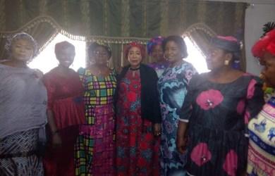 Mrs Titi Abubakar has told Atiku Women Prayer Group that her husband never stole from Nigeria