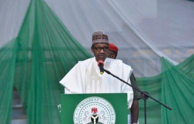 President Muhammadu Buhari has inaugurated Together Nigeria