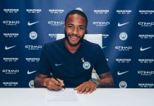 Raheem Sterling has signed a new contract at Manchester City