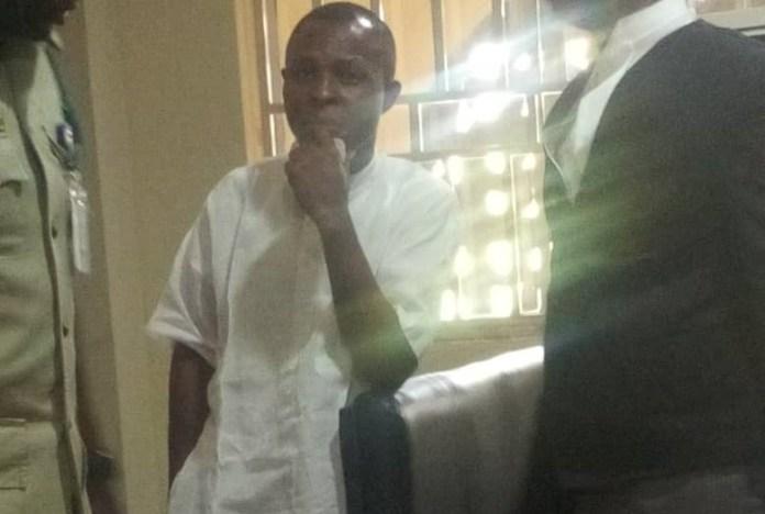 Raymond Azuka has been convicted for forging the signature of former Finance Minister Ngozi Okonjo-Iweala