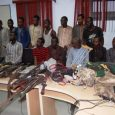 At least 85 suspects were arrested by the police in Zamfara