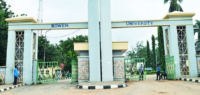 Bowen University students have a staged a protest over compulsory drug test