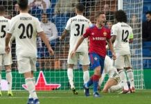 CSKA handed Real Madrid their biggest ever home defeat in Europe