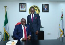 Hakeem Muri-Okunola has been appointed the 21st Head of Service in Lagos